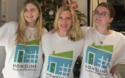 HOMELINK's Service Manager helps raise over £3000 in New Year's Eve song & dance-athon