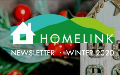 Welcome to HOMELINK's new-look newsletter